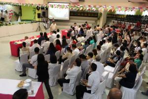 8. Awarding Ceremony Attendees